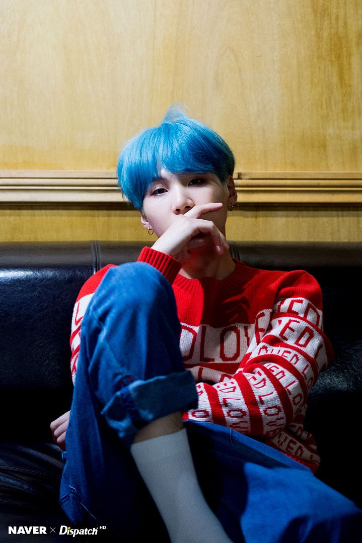 Love This Just Ideal For A Small Apartment: I Love This Boy! (naver X Dispatch Love Yourself Jacket