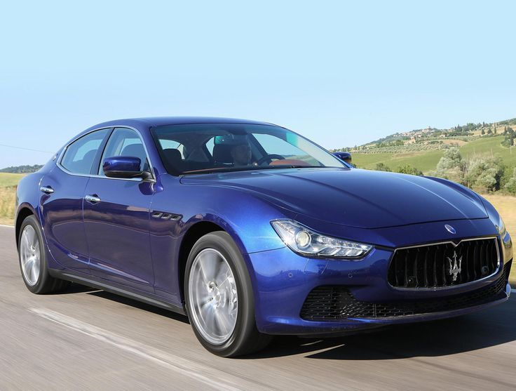 Ghibli Maserati auto - http://autotras.com