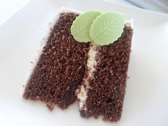 Nunca había hecho una tarta de dos pisos, y ahora en 2 semanas haré 2!! Miedo? No, pero si algo de respeto!     Acabar la tarta, ver que q...