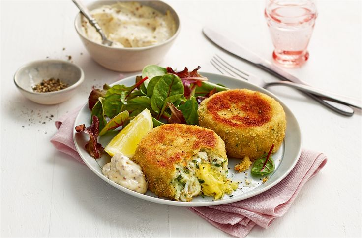 After an argument, Jane, from our Food Love Story, makes her boyfriend's favourite fishcakes for dinner. Find this fishcake recipe over at Tesco Real Food.