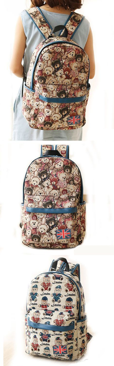 Cute Bear Canvas Backpack The Union Flag College Bag backpack for college student,backpack for college student laptops,backpack for college student best,backpack for college fashion,backpack for girls teens,backpack for girls school,backpack for girls fashion,backpack for girls cute,backpack gear,backpack hiking,backpack hiking women,backpack laptop,backpack laptop women,backpack laptop women work bags,backpack laptop women fashion,backpack laptop women travel,backpack laptop women fashion,