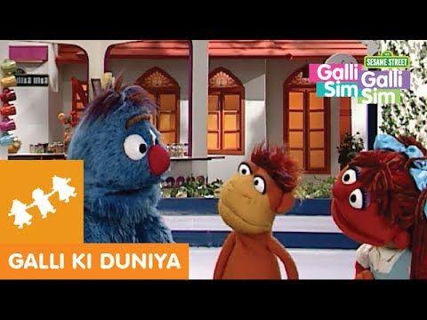 @Galligallisim #Grover  Galli Galli Sim Sim: Welcome Toto