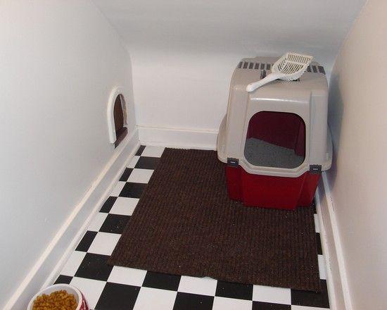 Best For The Felines Images On Pinterest Cat Litter Boxes - Litter box in bathroom for bathroom decor ideas