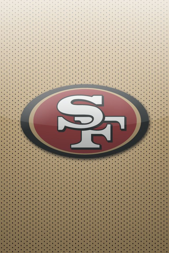 San Francisco 49ers iPhone Wallpaper