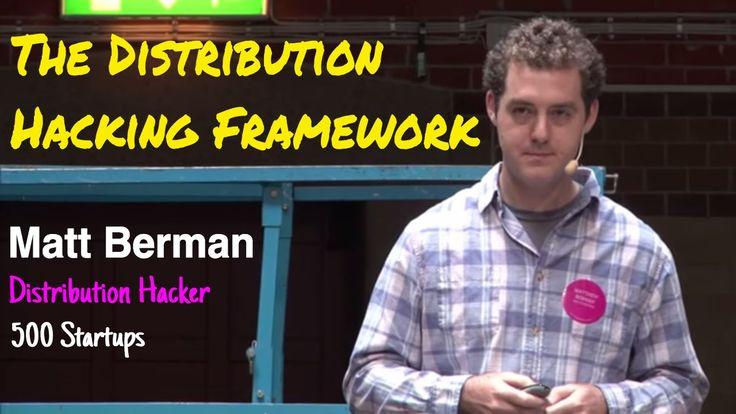 The Distribution Hacking Framework with Distribution Hacker Matthew Berm...