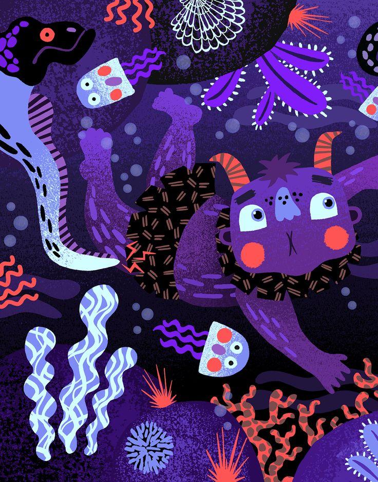 Underwater World / Marijke Buurlage