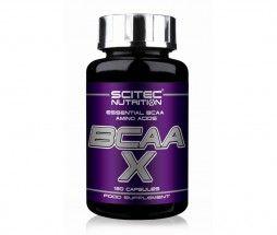 BCAA-X - 120 capsule - scitec nutrition