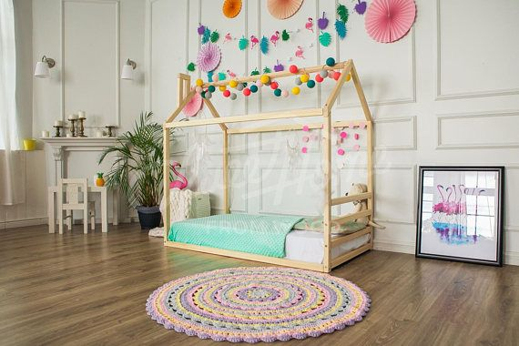 7 Inspiring Kid Room Color Options For Your Little Ones: Best 25+ Toddler Floor Bed Ideas On Pinterest