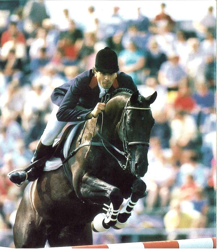 Olympics - 1988 Gallery   FEI History Hub - Pierre Durand and Jappeloup winning France's 4th individual Jumping Gold since 1912