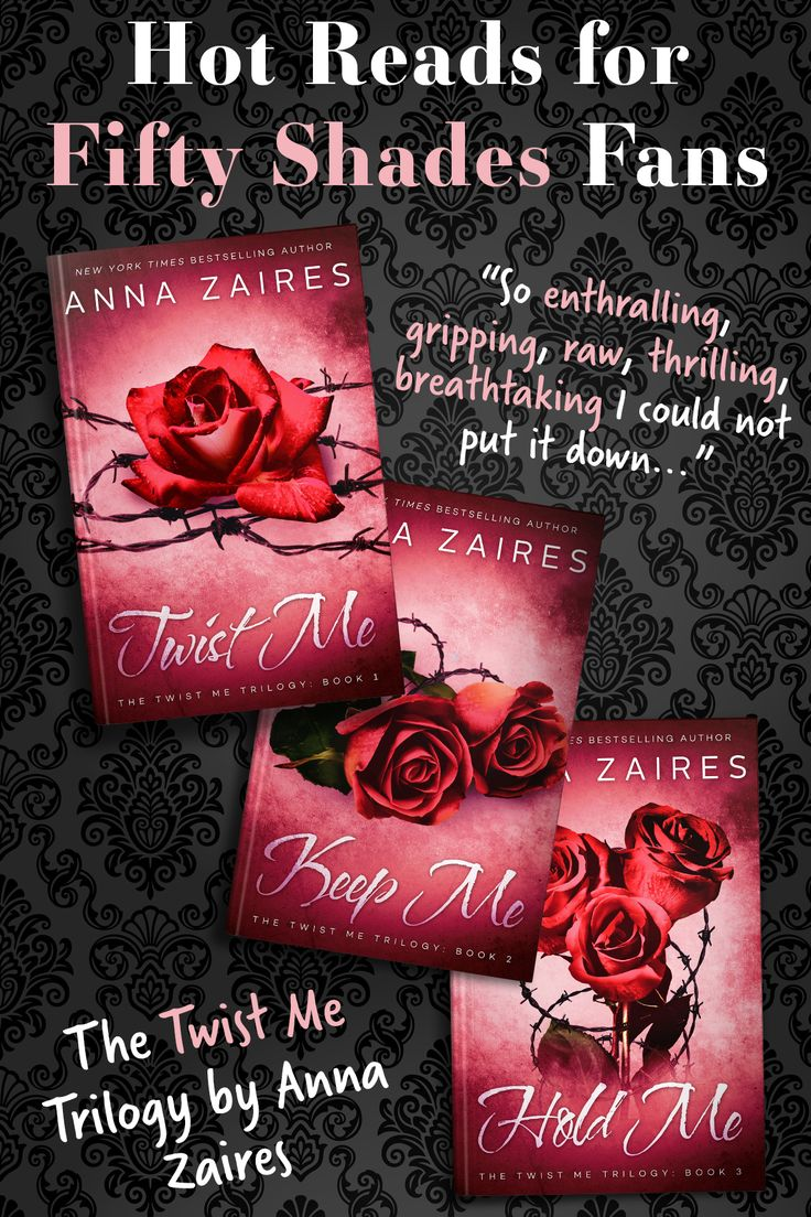 Looking for an unputdownable dark romance? Start reading NYT bestseller Twist Me! Kidnapped. Taken to a private island. Can Nora escape her enigmatic captor–and does she even want to? Click to get your copy today!