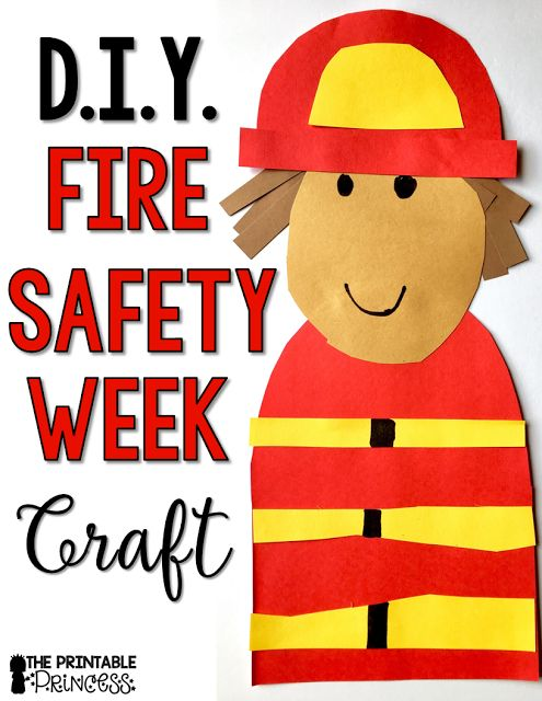 Check out these fire safety activities and centers for Kindergarten. Books, a craft, easy peasy FREEBIES, and MORE included! You're going to love this post!
