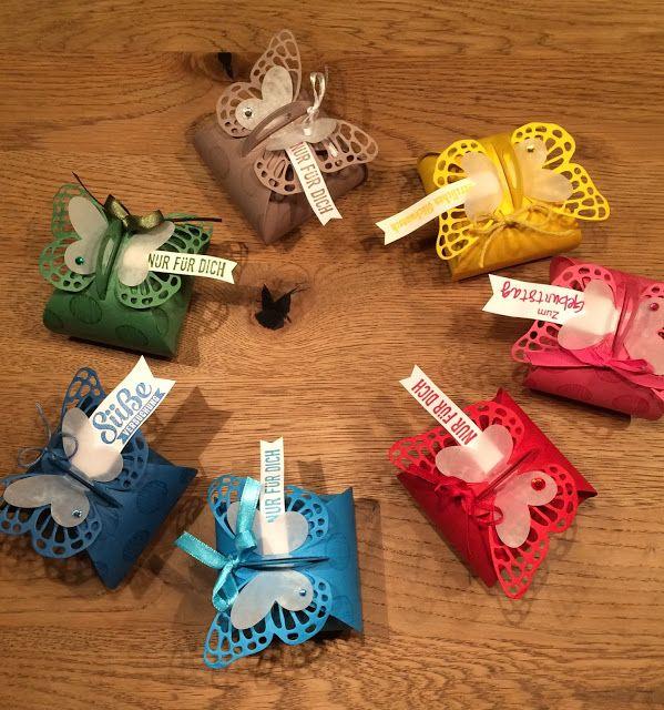 Nanuk's Welt: Schmetterlingsverpackungen...