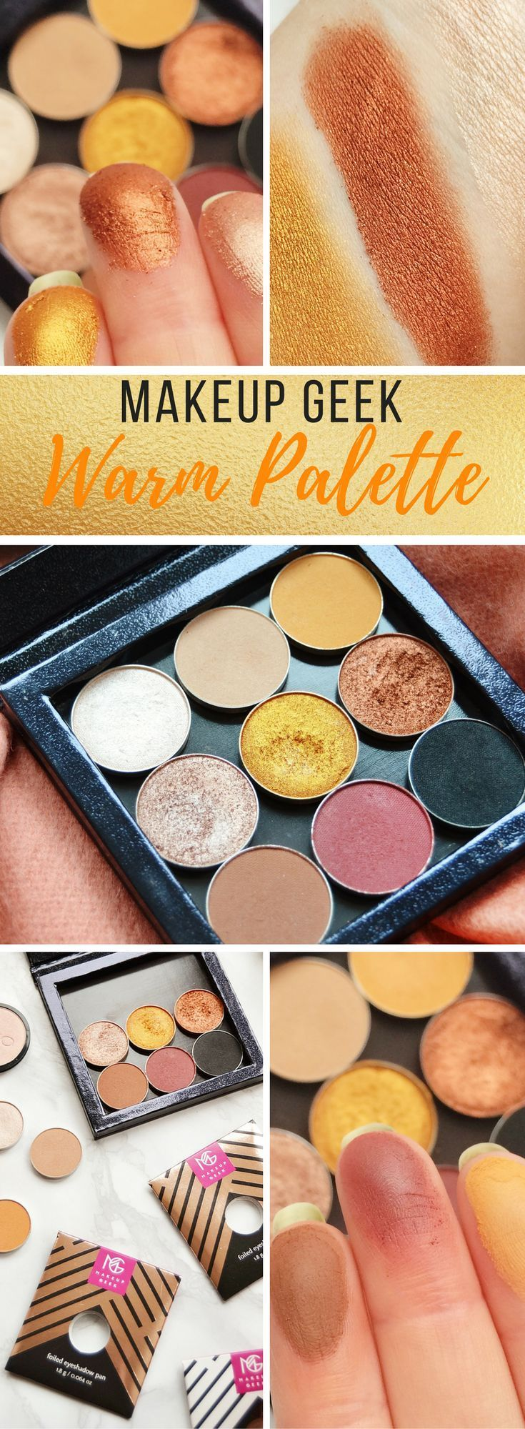 how to make your own makeup palette