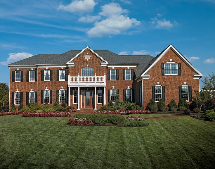Henley Model at Toll Brothers at Triadelphia Crossing ...