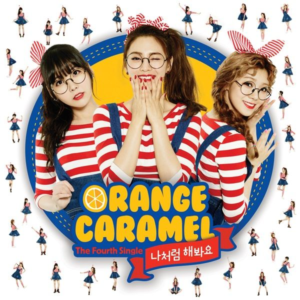 Orange Caramel - Do It Like I Do