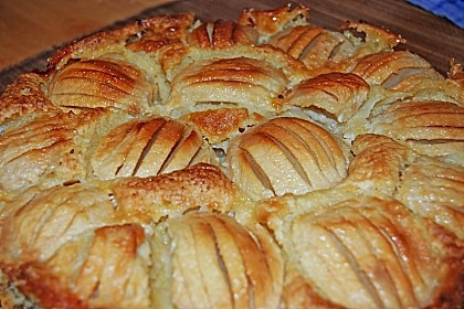 Apfel - Pudding - Kuchen (Rezept mit Bild) von Irina411   Chefkoch.de
