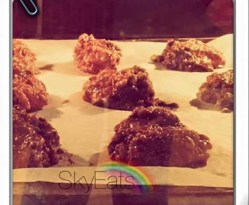 Thermomix Recipe Paleo Chewy Choc-Chip Cookies ; Nut Gluten & Egg Free by Kobi Steedman - Recipe of category Baking - sweet