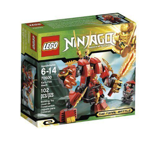 lego ninjago kais fire mech 70500 by lego ninjago httpwww