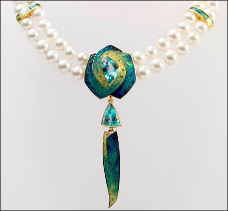 Fred Rich - I am loving enamelling at the moment!Enamels Jewelry, Art Inspiration, Enamels Jewellery, Enamels Design, Enamels Inspiration, Enamels Necklaces, Earth Treasure, Beads Jewelry, Cloisonné Enamels