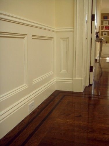 base board, wainscoting