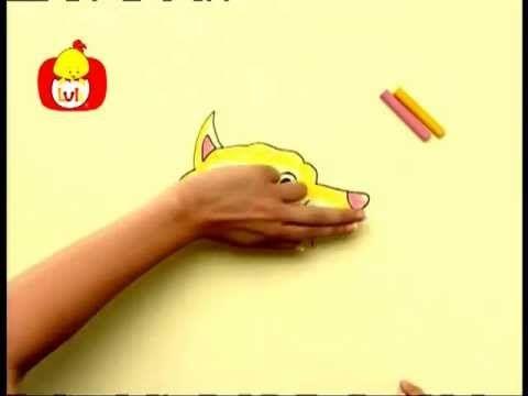 Dłoń do rysowania - metoda rysunku dla dzieci