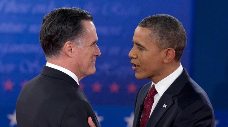 Live blog: The battle for the presidency