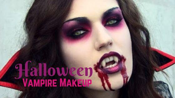 Trucco da Vampira per Halloween #makeup