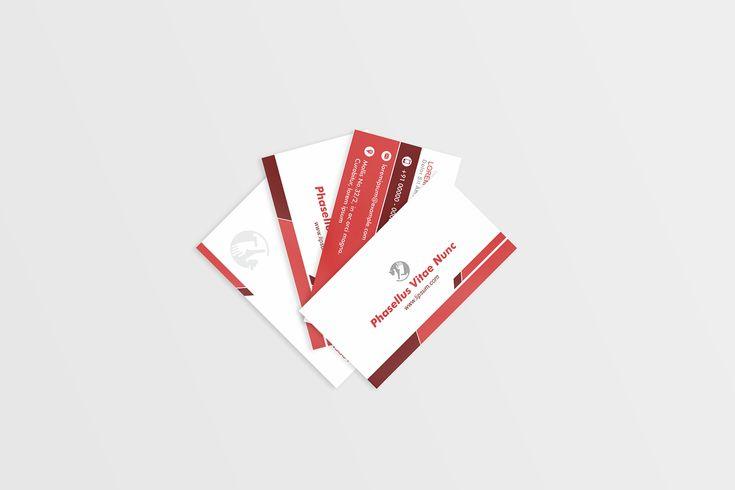 Creative Design Idea: Visiting Card Design Sample