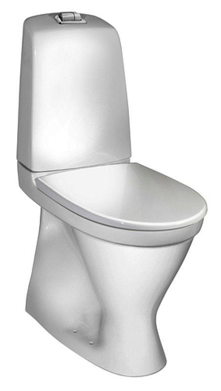 Gustavsberg WC-istuin Nautic 5546, korkea malli, kakso | Netrauta.fi