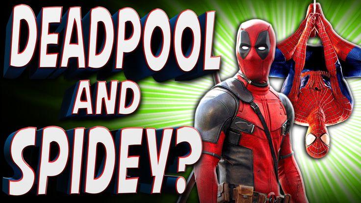 Spider-Man Vs Deadpool?! Marvel Crossover Chaos! - ETC Daily