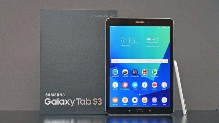Verizon Samsung Galaxy Tab S3