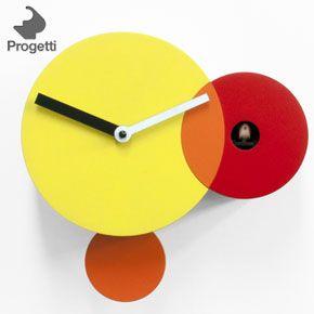 Kandinsky Cuckoo Clock