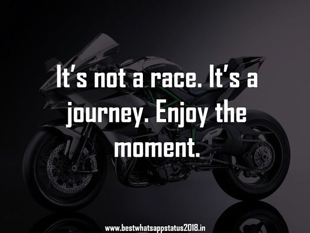 Whatsapp Status For Bike Rider Short Insta Captions Sayings Fb