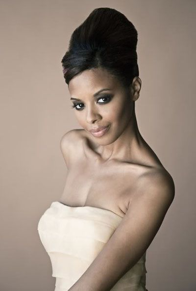 Vanessa Simmons  She is simply a beautiful girl. :)