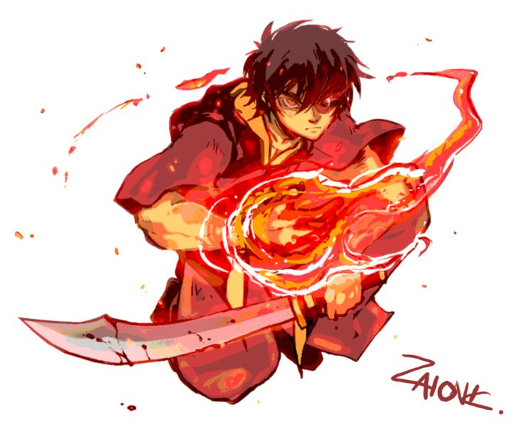 Avatar: The Last Airbender-Zuko