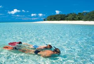 Heron Island - Located along Australia's Great Barrier Reef