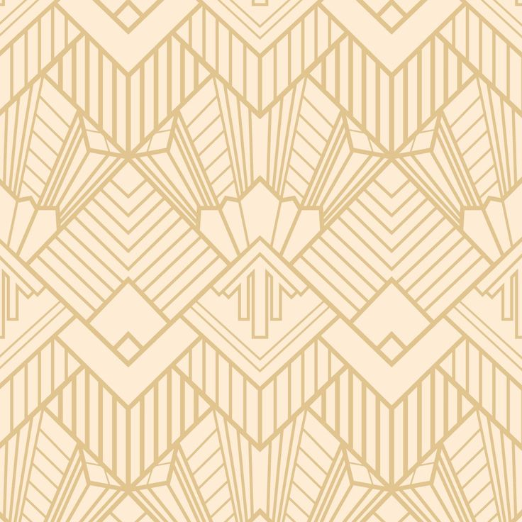 Extrêmement Best 25+ Art deco wallpaper ideas on Pinterest | Art deco print  NH09