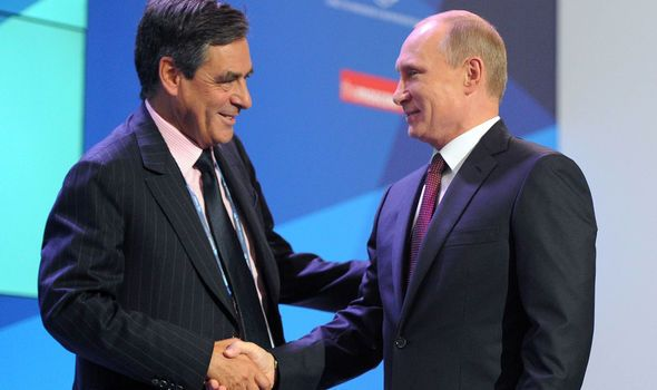 Francois Fillon in 'fake news' scandal as Russia claims he's LEADING French election poll - https://newsexplored.co.uk/francois-fillon-in-fake-news-scandal-as-russia-claims-hes-leading-french-election-poll/