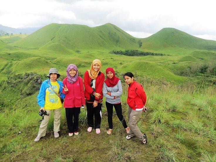 Kawah Wurung, Bondowoso, Jawa Timur #yukpiknik #wonderfulindonesia