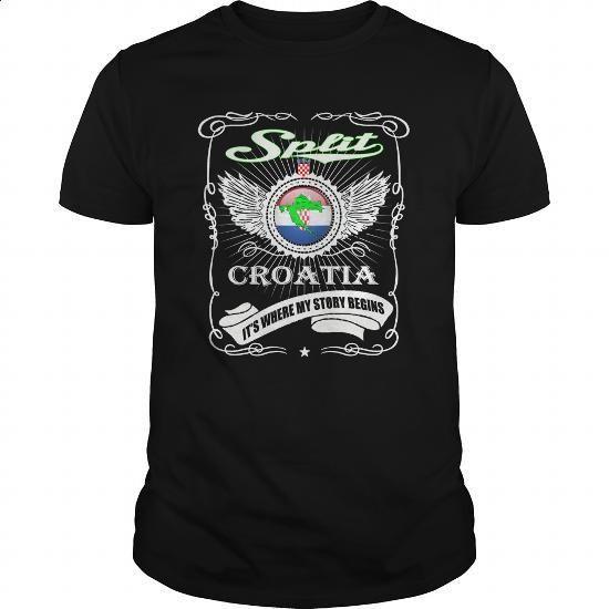 Split-Croatia - #tshirts #t shirts online. ORDER HERE => https://www.sunfrog.com/LifeStyle/Split-Croatia-Black-Guys.html?60505