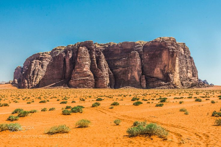Popular on 500px : Wadi Rum | Mars is here by alexgorun