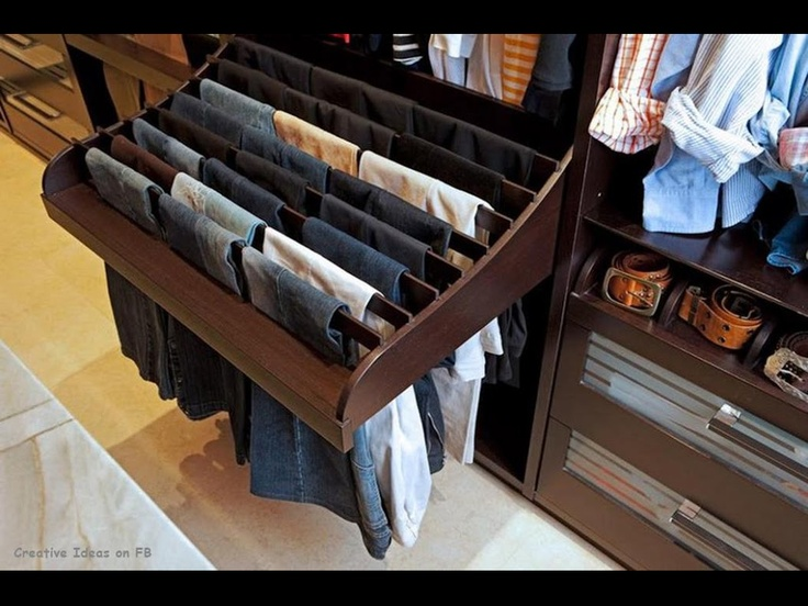 Master Bedroom Closet Design
