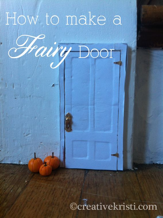 Click here to read download a free pattern to make your for The magic elf door