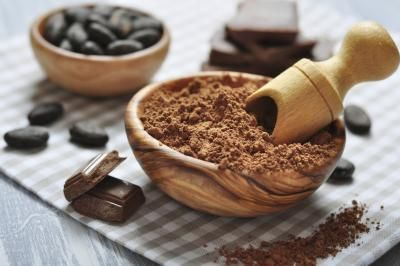 Cocoa Powder Health Benefits Nutritional, Antidepressant effect, antioxidant