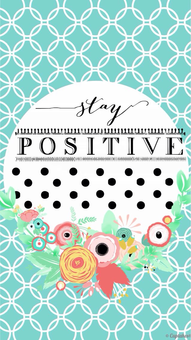 iPhone wallpaper #positive