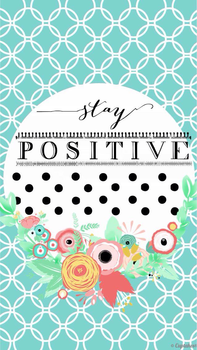 iPhone wallpaper #positive