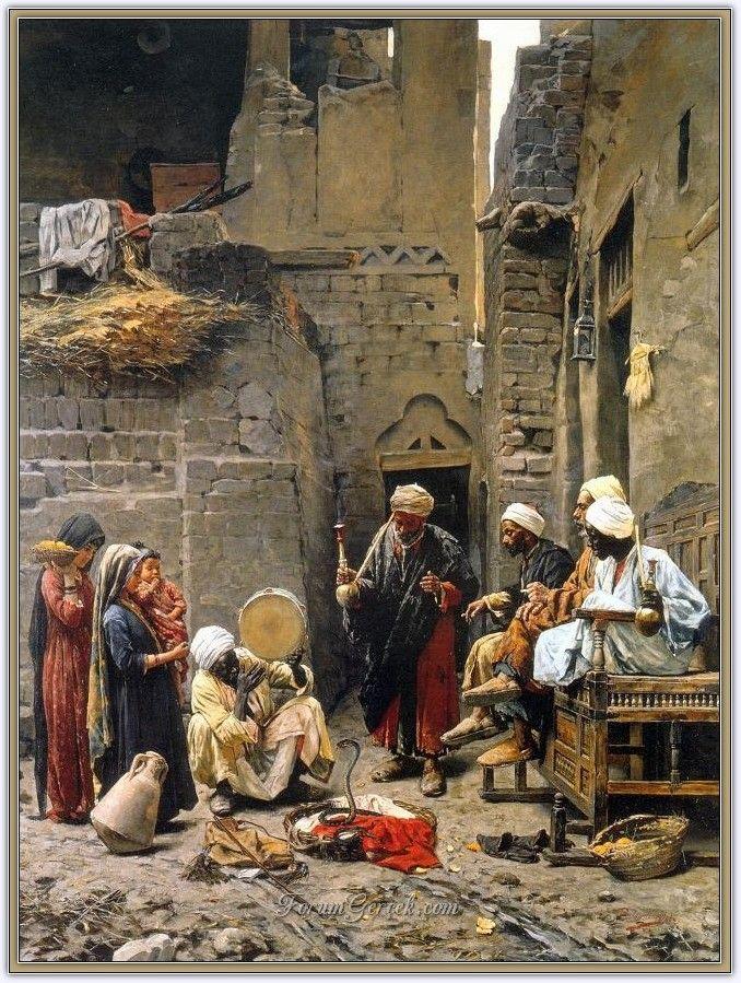 Paja Jovanovic (1859 - 1957) – Avusturyalı Ressam - Sayfa 2 - Forum Gerçek