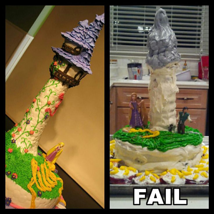Funny Cake Decorating Fails : 17+ images about Cake fails and
