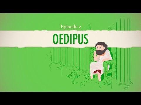 oedipus rex authors style