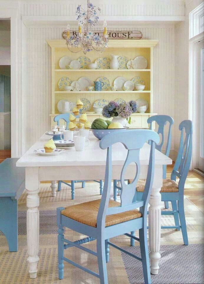 1000 ideas about blue yellow kitchens on pinterest for Blue and yellow kitchen decorating ideas